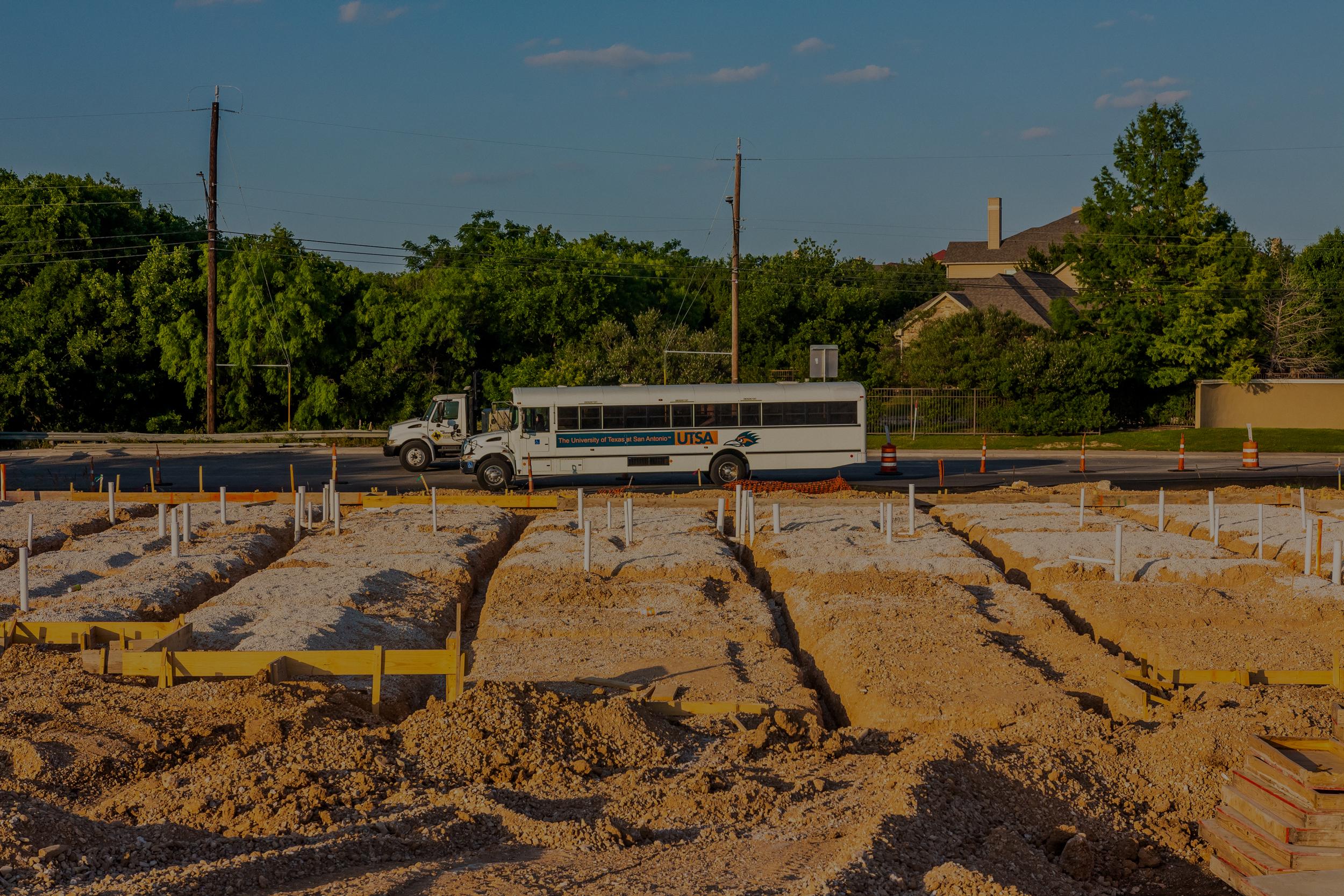 University Village Construction Update